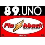 Logo da emissora Radio Flashback 89.1 FM