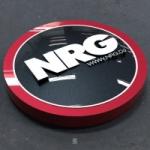 Logo da emissora Radio NRG Dj