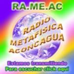 Logo da emissora Radio Metafísica Aconcagua