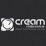 Logo da emissora Cream Radio