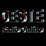 Logo da emissora Oeste Radio Online