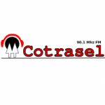 Logo da emissora Radio Cotrasel 90.1 FM