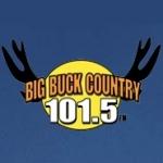 Logo da emissora WXBW 101.5 FM