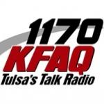 Logo da emissora Radio KFAQ 1170 AM