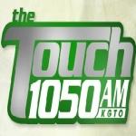 Logo da emissora Radio KGTO 1050 AM