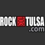 Logo da emissora Radio KJSR 103.3 FM