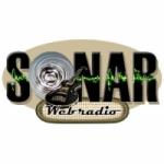 Logo da emissora Sonar Web Rock
