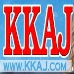 Logo da emissora Radio KKAJ 95.7 FM