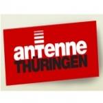 Logo da emissora Antenne Thüringen 107.2 FM