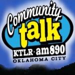 Logo da emissora KTLR 890 AM