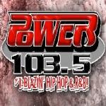 Logo da emissora KVSP 103.5 FM