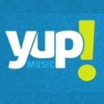Logo da emissora Yup Music