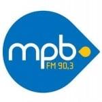 Logo da emissora Rádio MPB 90.3 FM
