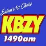 Logo da emissora Radio KBZY 1490 AM