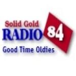 Logo da emissora KKNX 840 AM