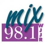 Logo da emissora WJJR 98.1 FM
