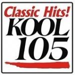 Logo da emissora WKOL 105 FM