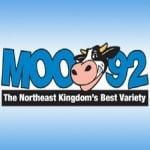 Logo da emissora WMOO 92.1 FM
