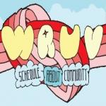Logo da emissora WRUV 90.1 FM