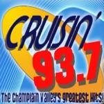 Logo da emissora WUSX 93.7 FM