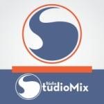 Logo da emissora Rádio Studio Mix