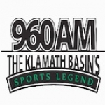 Logo da emissora KLAD 960 AM
