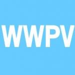 Logo da emissora WWPV 88.7 FM