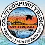 Logo da emissora KMUN 91.9 FM