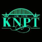 Logo da emissora KNPT 1310 AM