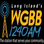 Logo da emissora WGBB 1240 AM