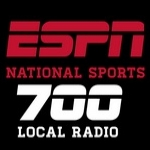 Logo da emissora Radio KALL 700 AM
