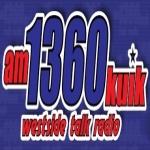 Logo da emissora KUIK 1360 AM
