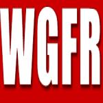 Logo da emissora WGFR 92.7 FM