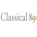 Logo da emissora Radio KBYU 89.1 FM