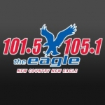 Logo da emissora Radio KEGA 101.5 FM