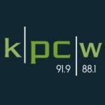 Logo da emissora KPCW 91.9 FM