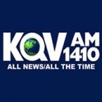 Logo da emissora KQV 1410 AM