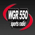 Logo da emissora WGR 550 AM