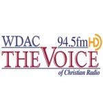 Logo da emissora WDAC 94.5 FM