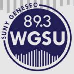 Logo da emissora WGSU 89.3 FM