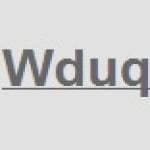 Logo da emissora WDUQ 90.5 FM HD2