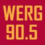 Logo da emissora WERG 90.5 FM