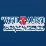Logo da emissora WFIL 560 AM
