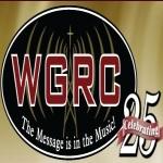 Logo da emissora WGRC 91.9 FM