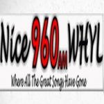 Logo da emissora WHYL 960 AM