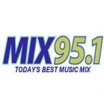 Logo da emissora WIKZ 95.1 FM