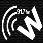 Logo da emissora WKDU 91.7 FM