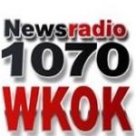 Logo da emissora WKOK 1070 AM