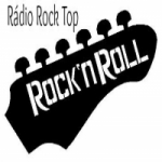Logo da emissora Rádio Rock Top