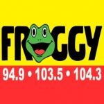 Logo da emissora WOGI 98.3 FM